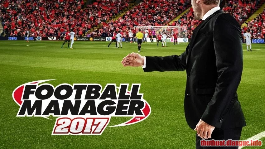 Download Game Football Manager 2017 Full Crack
