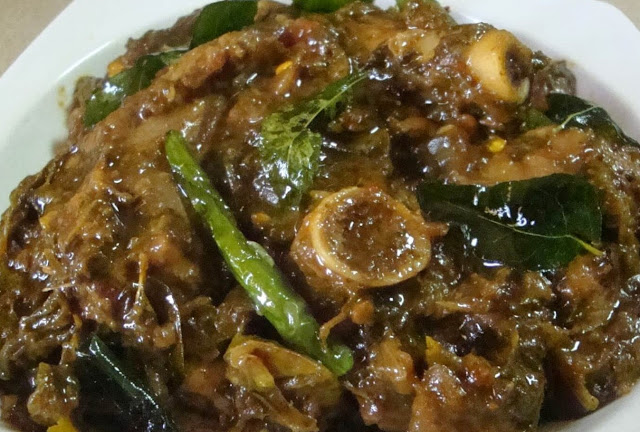 gongura mutton gravy curry