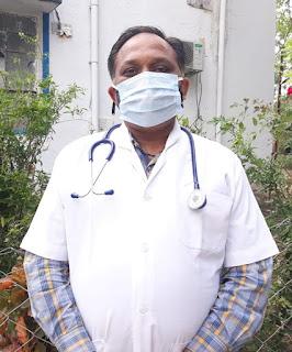 जावरा क्षेत्र में डॉक्टर दीपक पालडिया कोविड-19 के दौरान लोगों के लिए जीवनरक्षक सिद्ध हुए