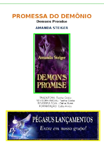PROMESSA DO DEMONIO - Amanda Steiger