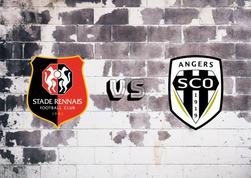 Rennes vs Angers  Resumen