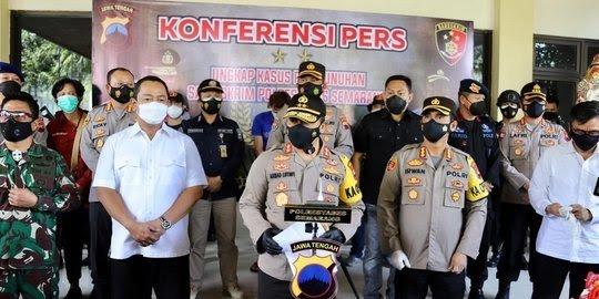 Fakta Dibalik Pembunuhan di Hotel Royal Phoenix Semarang Terungkap