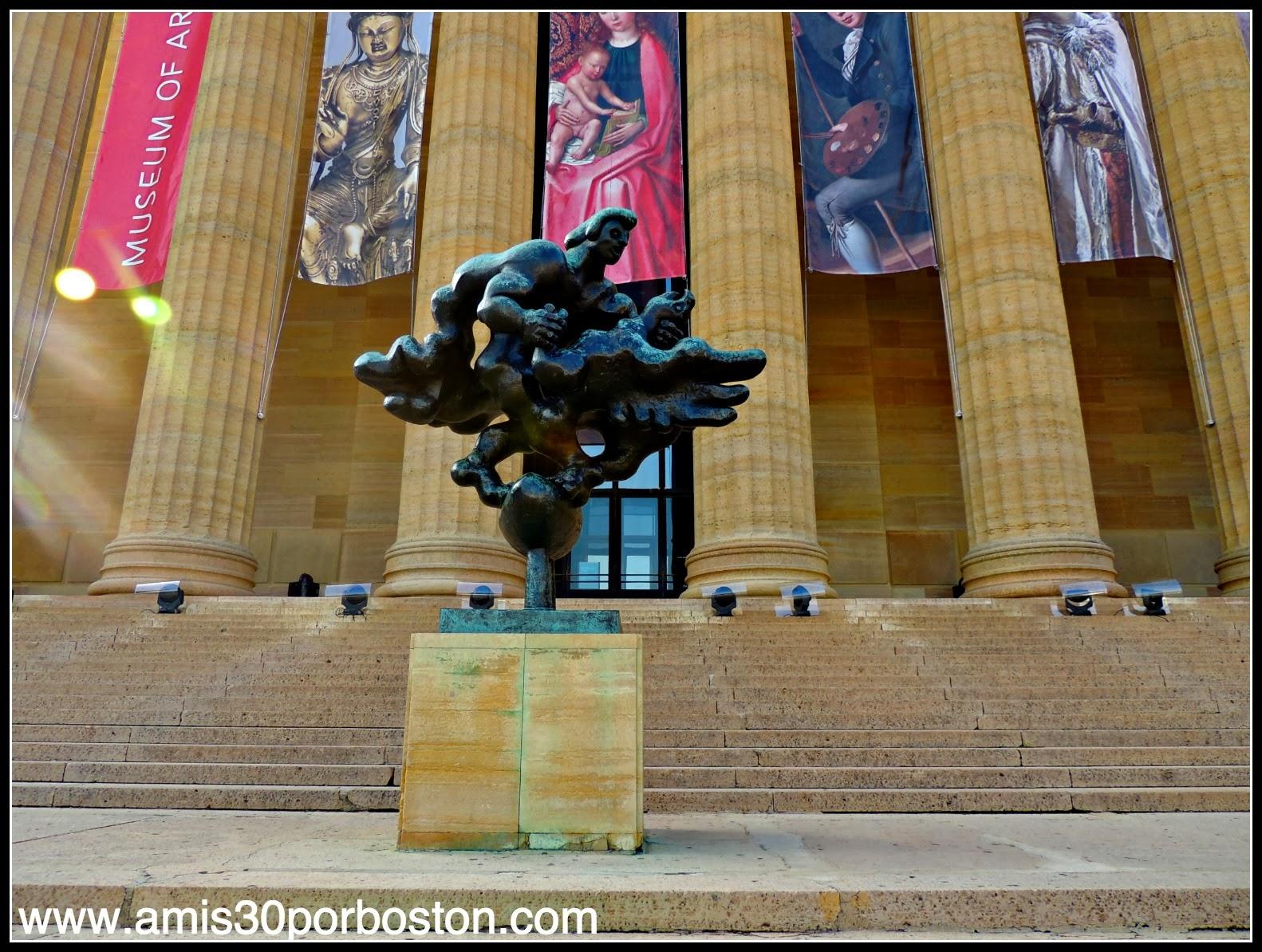 Filadelfia: Museo de Arte