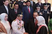 Tito Karnavian Terima Penghargaan dari Presiden Singapura