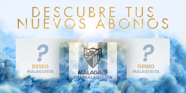 Málaga, así es la campaña de abonos de la temporada 2021/2022