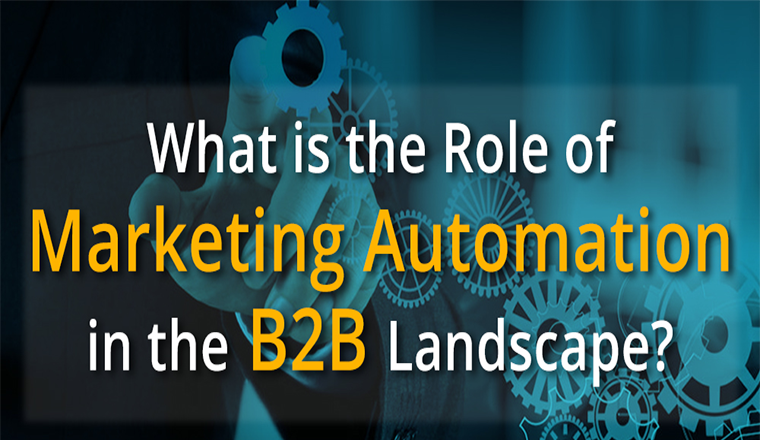 What is the Role of Marketing Automation in the B2B Landscape? #infographic