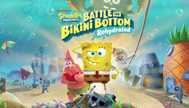 Spongebob Squarepants: Battle For Bikini Bottom PC download
