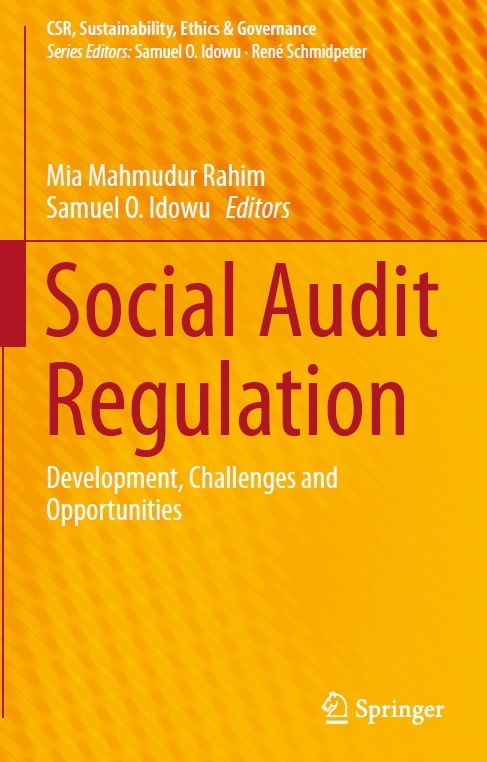 Social Audit Regulation: Development, Challenges and Opportunities