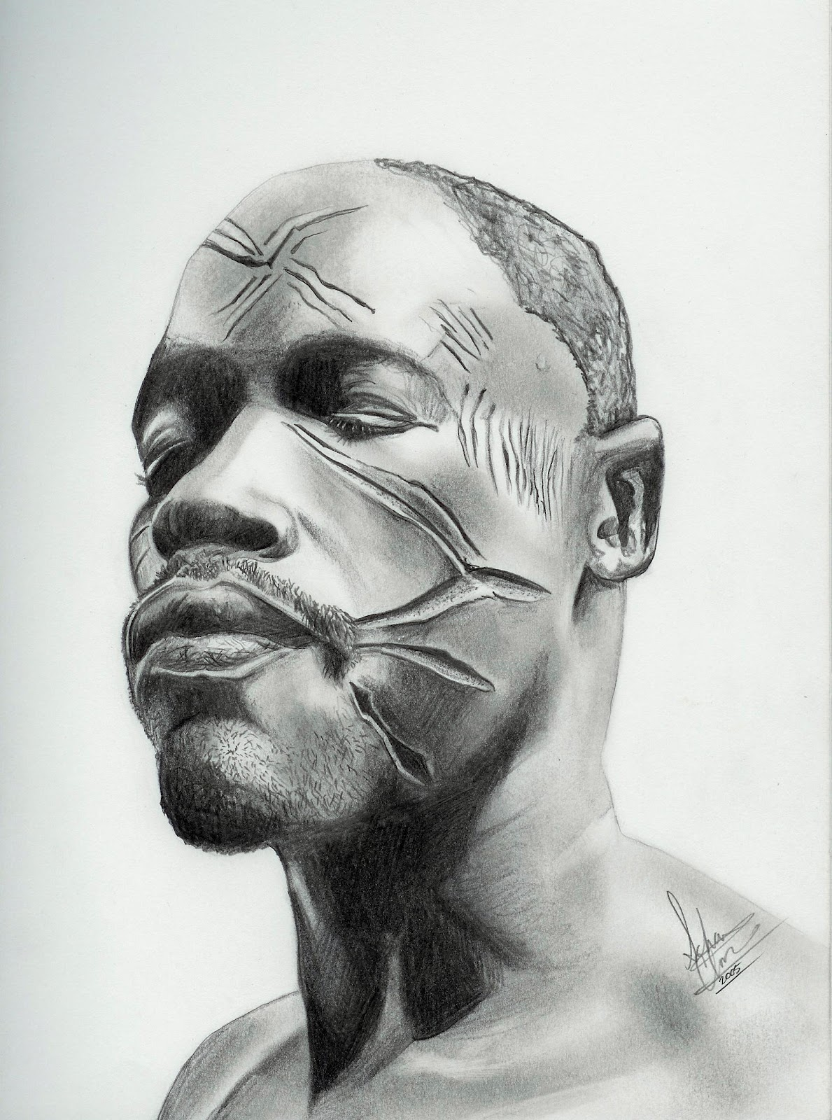 Schane Clark S Art Blog High School Pencil Drawings