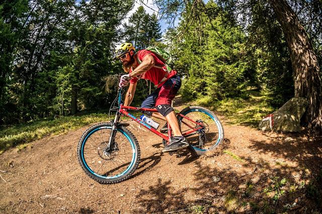 Brixen Mountainbike Tour zum Testival Kleingitsch