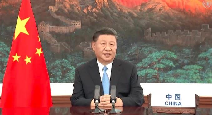 رئيس الصين : لنجعل شعلة تعددية الأطراف تضيء طريق البشرية إلى الأمام