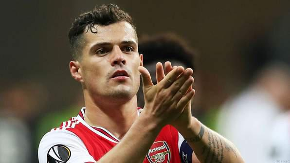 Emery Confirms Xhaka as Arsenal Captain