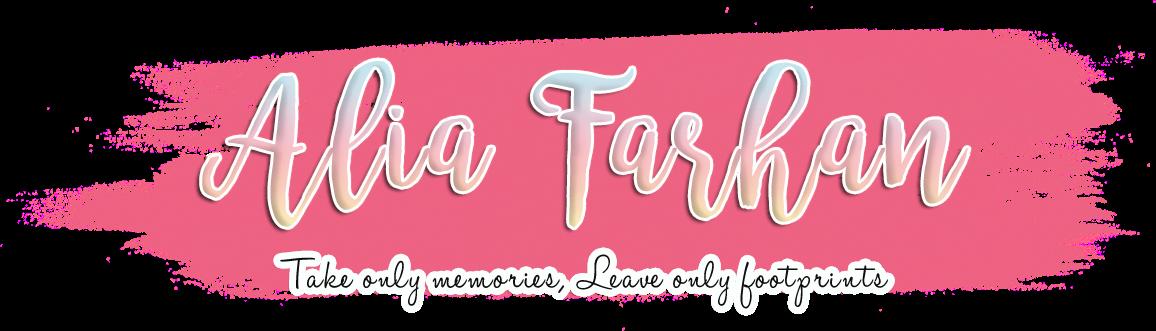 ALIA FARHAN