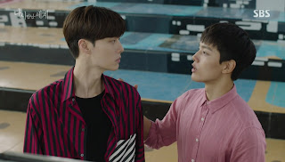 Sinopsis Reunited Worlds Episode 23