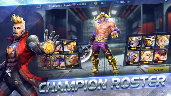 Final Fighter Apk-Obb