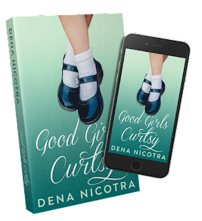 Good Girls Curtsy Book Cover