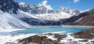 Tilicho lake ,highest lake in the world