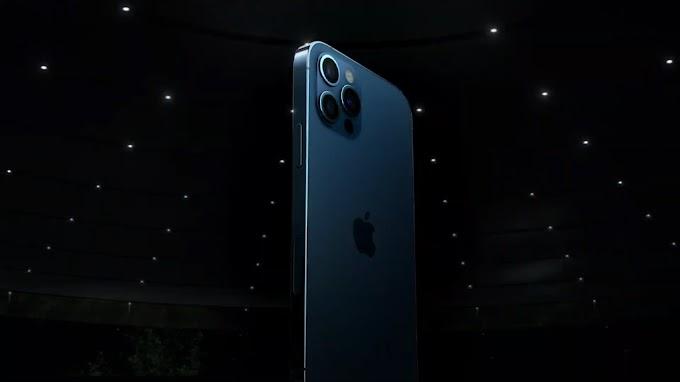 Sorteio de um iPhone 12 Pro Max 512 GB