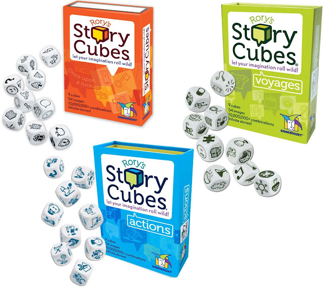 Rory's Story Cube