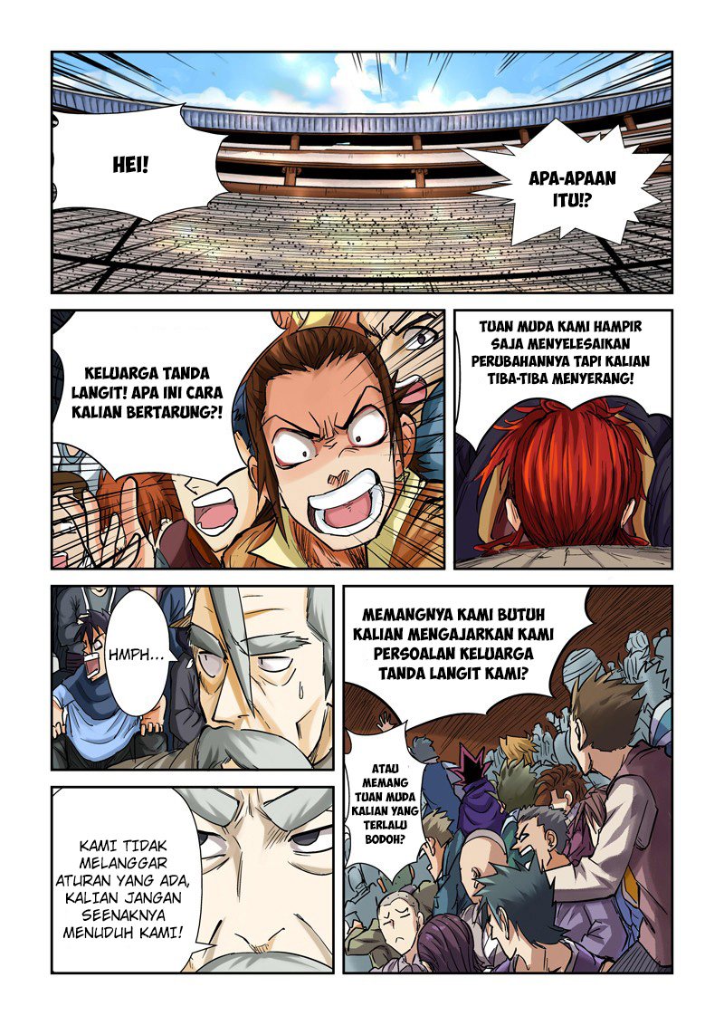 Tales of Demons and Gods Chapter 102