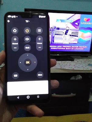 cara pemasangan bardi smart ir remote