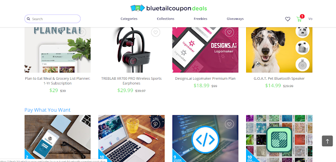 10% Off BlueTailcoupon Deals Coupon, Promo Codes 2020