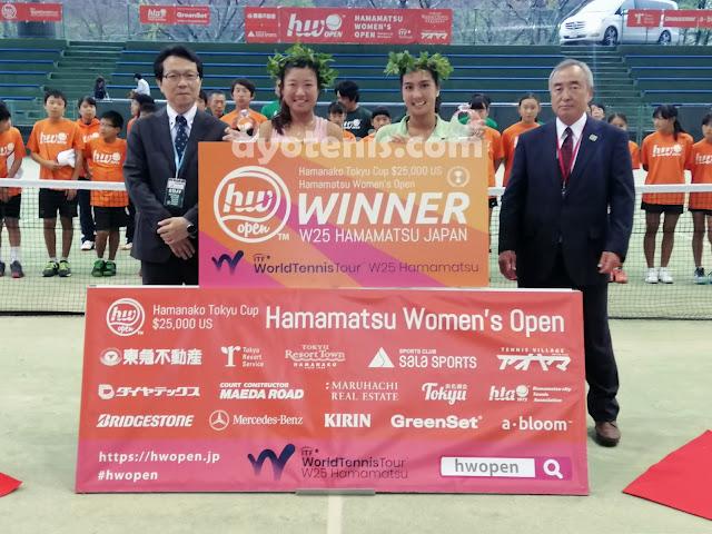 Usai Dua Kali Beruntun Juara di Jepang, Aldila Lanjut ke Shenzhen Longhua Open 100K dan WTA Taipei OEC Open