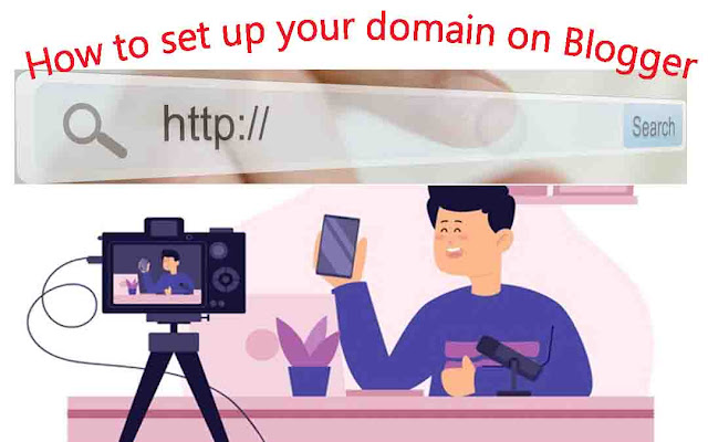 How to set up your domain on Blogger
