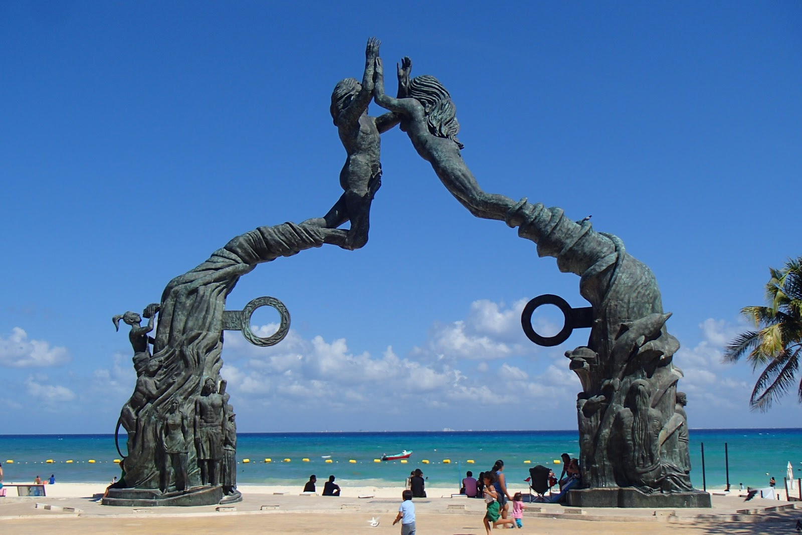 Playa del Carmen travel wallpaper images