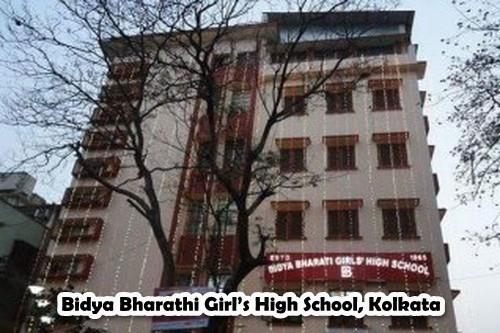 Bidya Bharathi Girl's High School, Kolkata