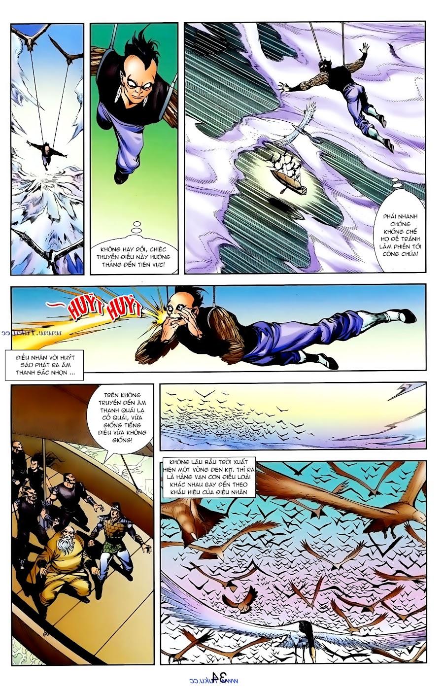 Cơ Phát Khai Chu Bản chapter 99 trang 27