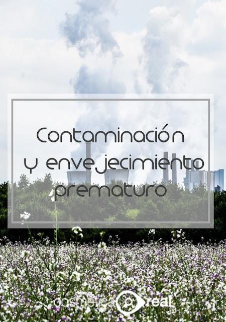 Contaminación y envejecimiento