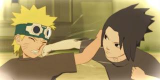 10 Bukti Sasuke Uchiha Lebih Kuat dari Naruto Uzumaki