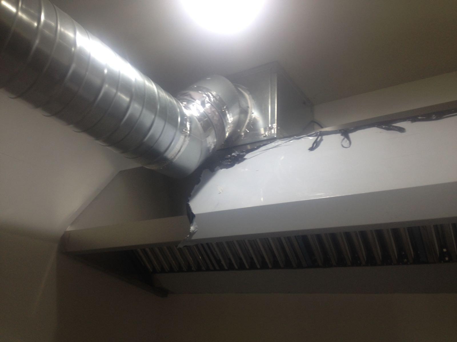 Salida de humos instalador salidas humos y tubos - Tubos para salida humos cocina ...