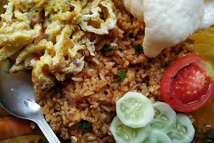Suka Makan Nasi goreng, Ini Resep Nasi Goreng Spresial