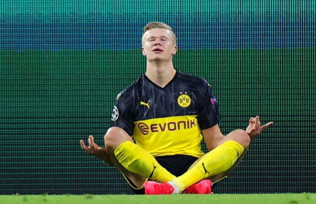 Bayern Munchen Pastikan Belum Tertarik Dengan Erling Haaland