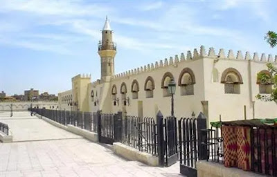 Mosque of Amr Ibn al-Aas (The Religious 1) part 1)