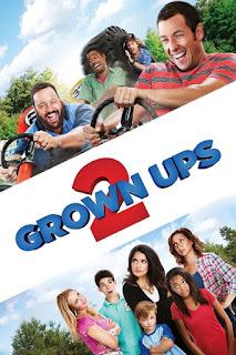 Grown Ups 2 (2013) BluRay 720p 900MB Dual Audio [Hindi-English] ESubs Download MKV
