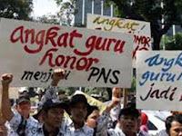 Tolong Pak Menteri ! Guru Honorer Bunuh Diri Diduga Depresi 7 Kali Gagal Tes PNS !
