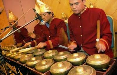 gambar musik tradisional talempong