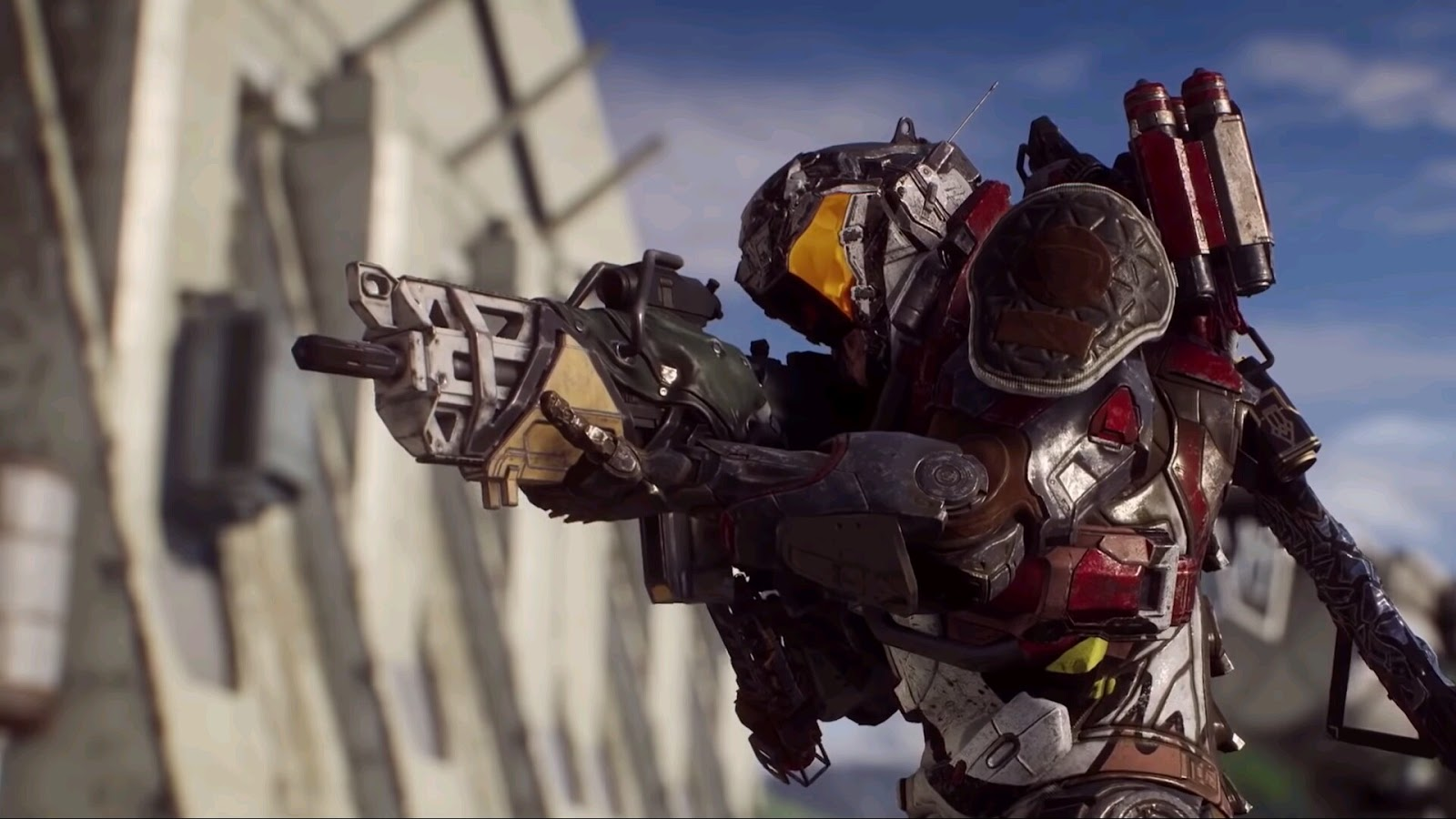 BioWare Explaines How Anthem's Alliance System Will Patronage Folks To Play With Friends