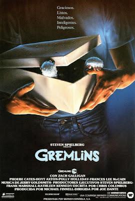 Gremlins Poster (1984)