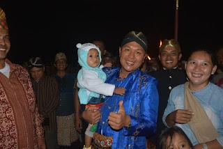 Mustafa Dapat Gelar Raden Priambodo