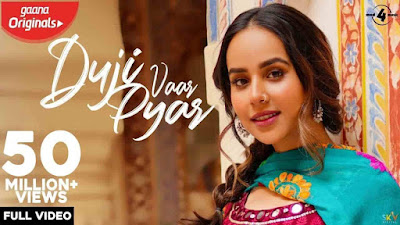 Duji Vaar Pyar lyrics | new pinjabi song 2020