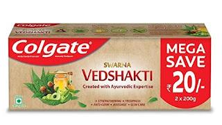 Colgate-Swarna-Vedshakti-Ayurvedic