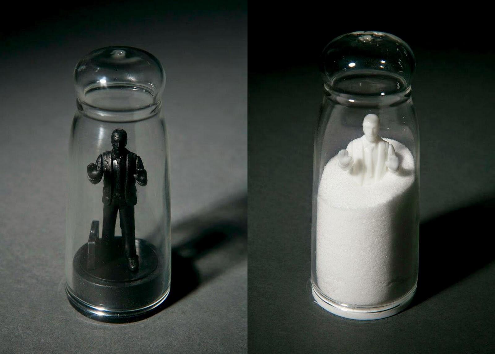 RETRO KIMMER'S BLOG: 11 COOL SALT AND PEPPER SHAKER SETS