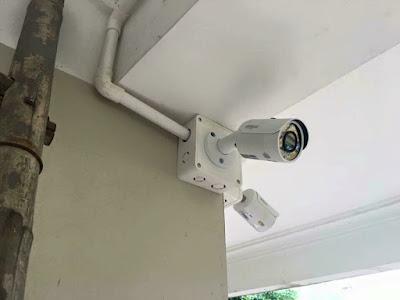 thuê nhân công lắp camera tai hải phòng