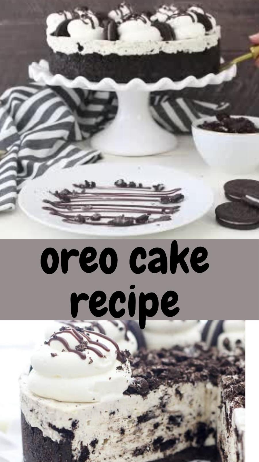 BEST NO-BAKE OREO CHEESECAKE