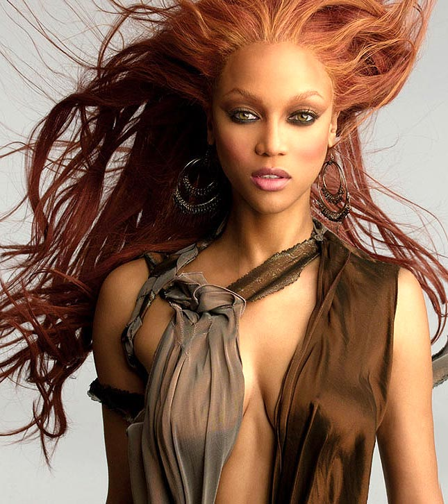 facts about tyra banks
