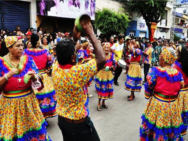 Mazurca, Maracatu e Xaxado - Festival Nacional de Jericos 2016